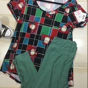 🎄🎄LuLaRoe Christmas Outfit 🎄🎄